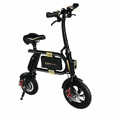 NEW SWAGTRON SwagCycle -Folding Bicycle 10