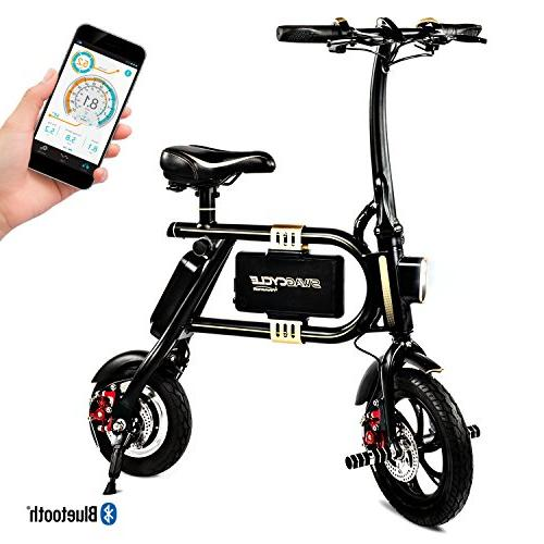 swagcycle e bike folding electric