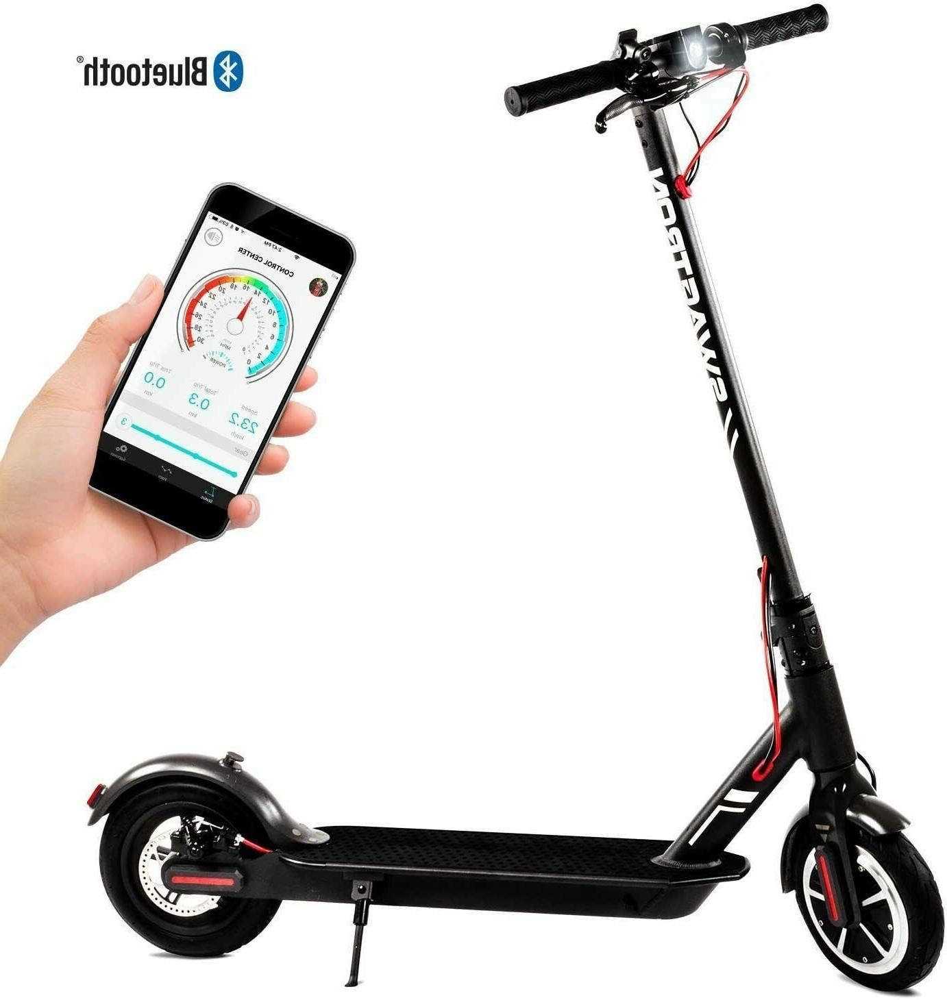 Swagtron Speed Electric Scooter Commuter For Adult