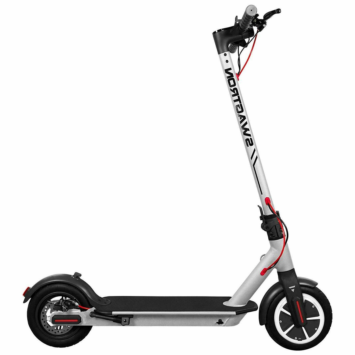Swagtron Swagger 5 Portable Folding High Speed Electric Scoo