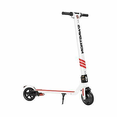 swagger foldable electric scooter w