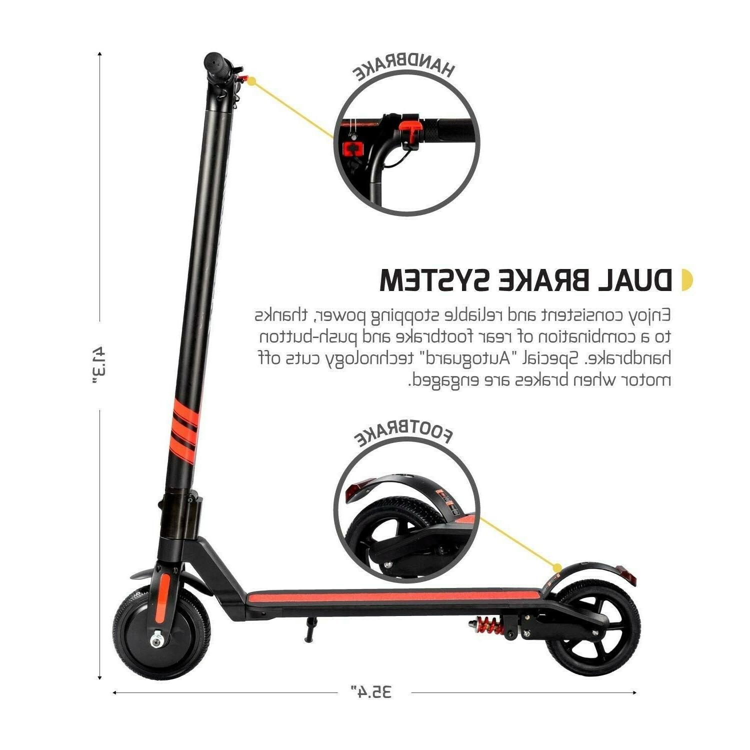 Swagger Electric Scooter, Motor -