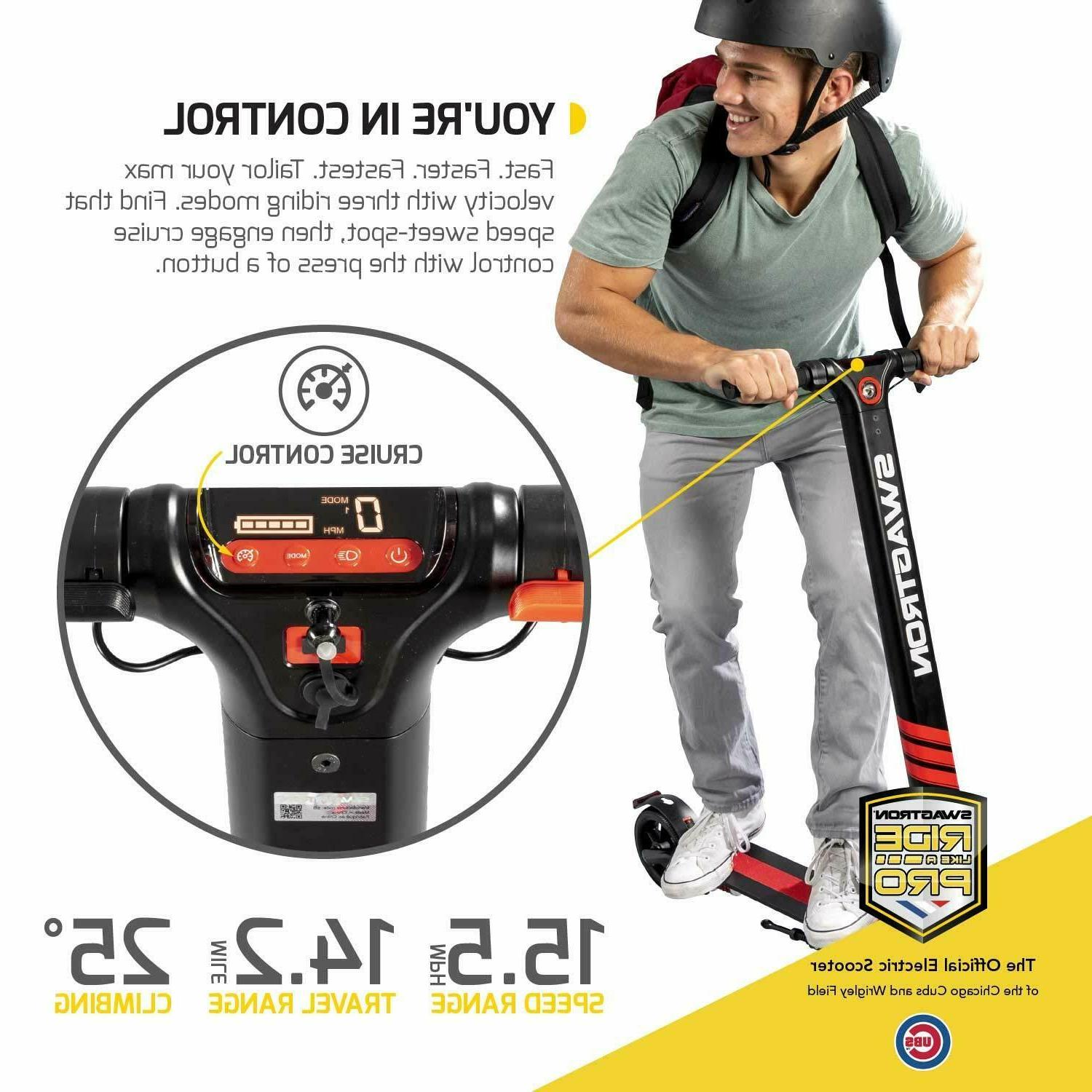 Swagger SG-3 Pro Foldable Control 15.5 Speed