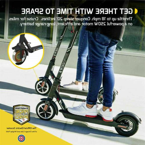 Swagtron Foldable Electric For