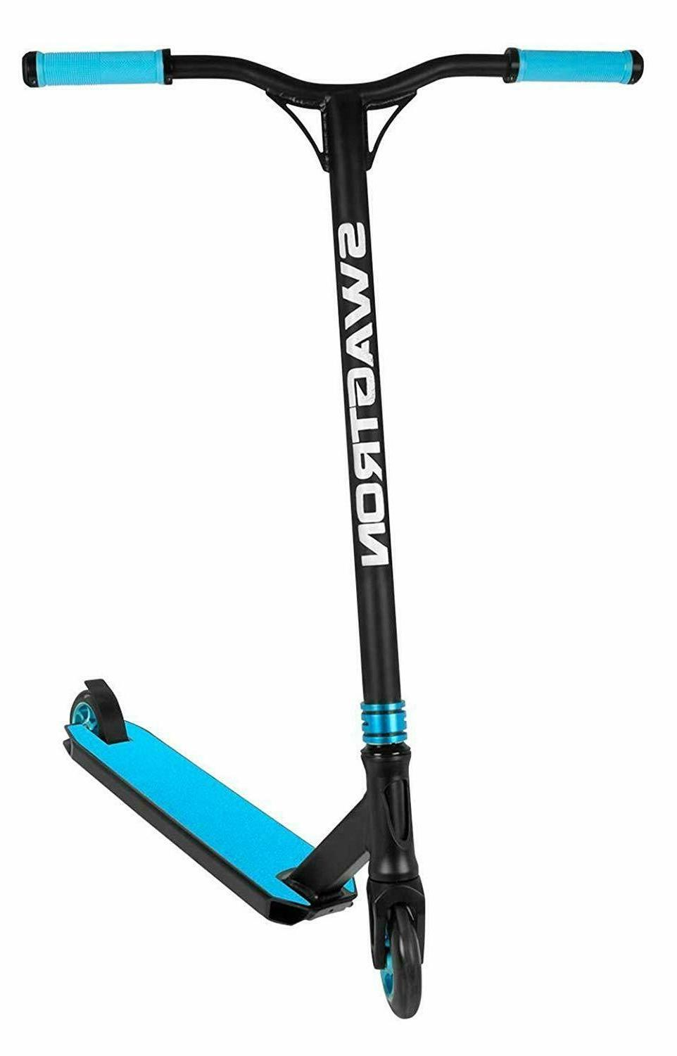 Swagtron Scooter – Freestyle Stunt Scooter for Advanced