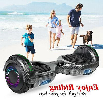 Swagtron UL2272 Balancing Hoverboard Electric Scooter -