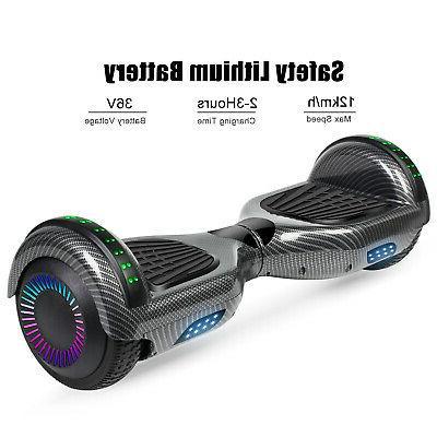 Swagtron Balancing Hoverboard Scooter -