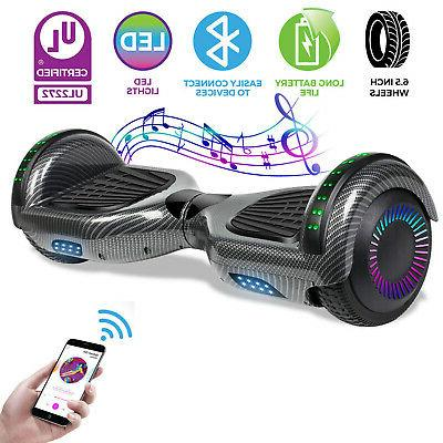 swagtron ul2272 motorized self balancing hoverboard electric
