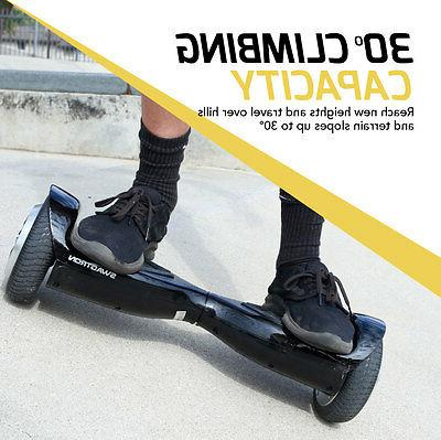 SWAGTRON Hoverboard Certified Scooter