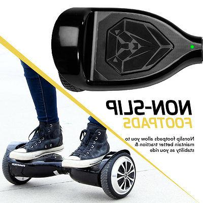 SWAGTRON Hoverboard Certified Self Scooter