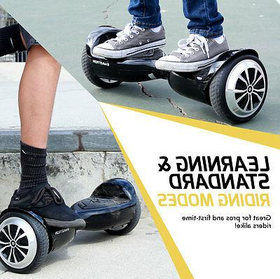 SWAGTRON T5 Certified Self Balancing Electric Scooter for