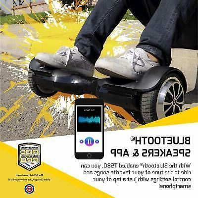 Swagtron App Hoverboard Wheel w/