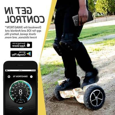 SWAGTRON Off-Road Self Electric