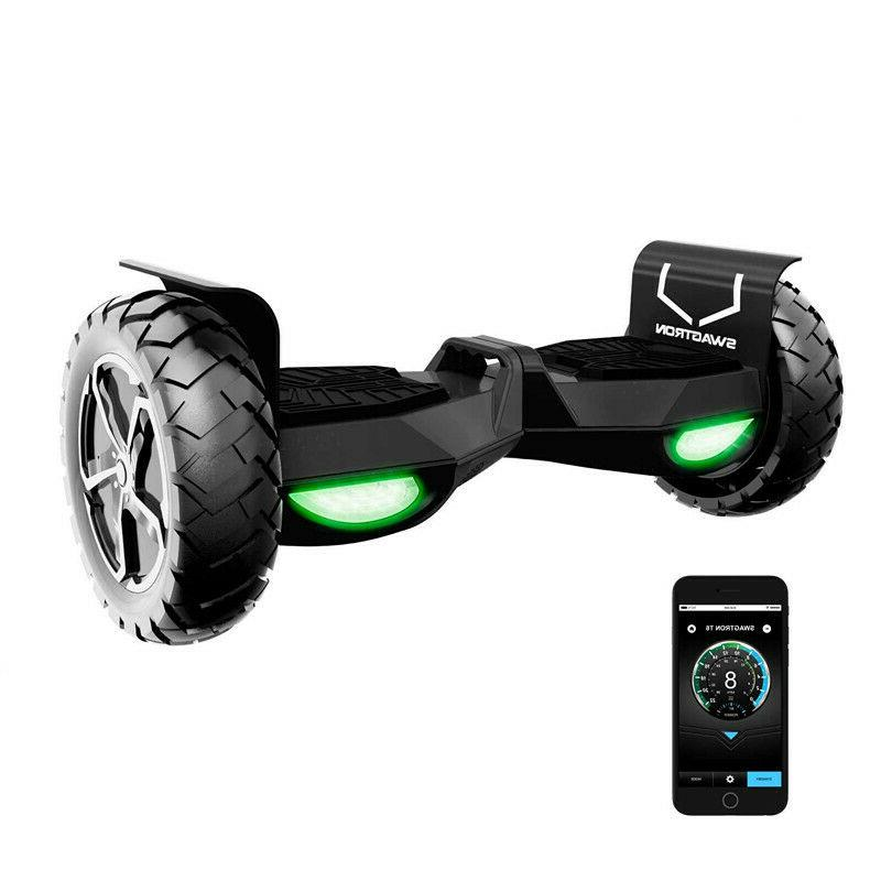 t6 ul2272 rugged off road motorized self