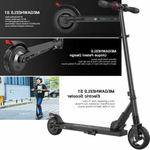 "6.0"" Bike Folding 250W E-Scooter US"