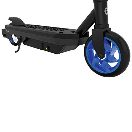 Jetson Electric Kick Motor, with Twist and Rear Brake, for & Teens