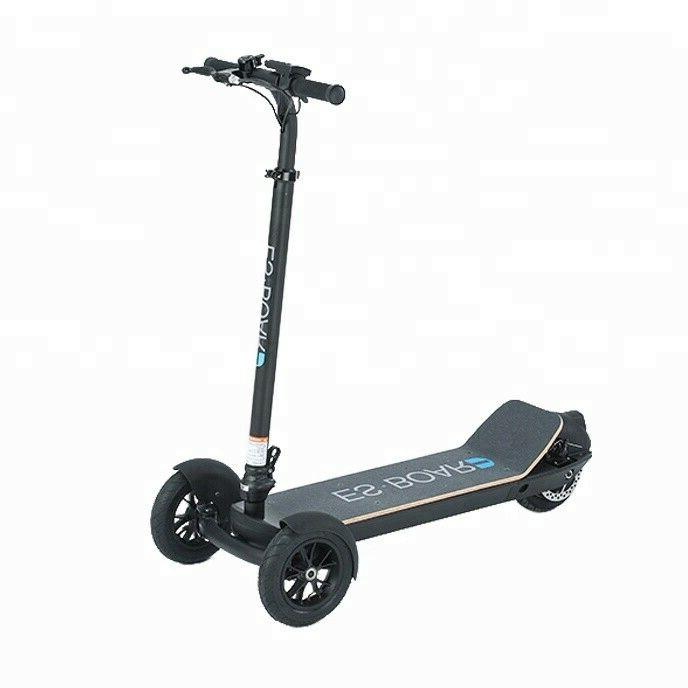 Three Scooter 450W Tricycle 48V