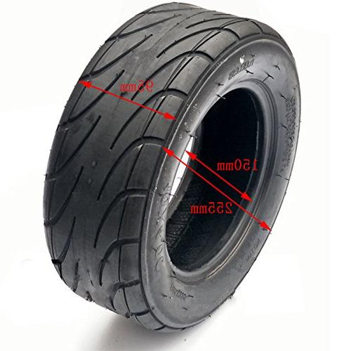 Tire Tubeless for EVO Scooter Vehicle