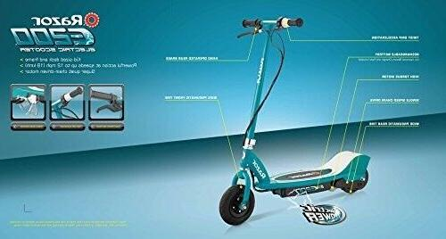 Top Quality E200 Electric Genuine Scooter Blue For