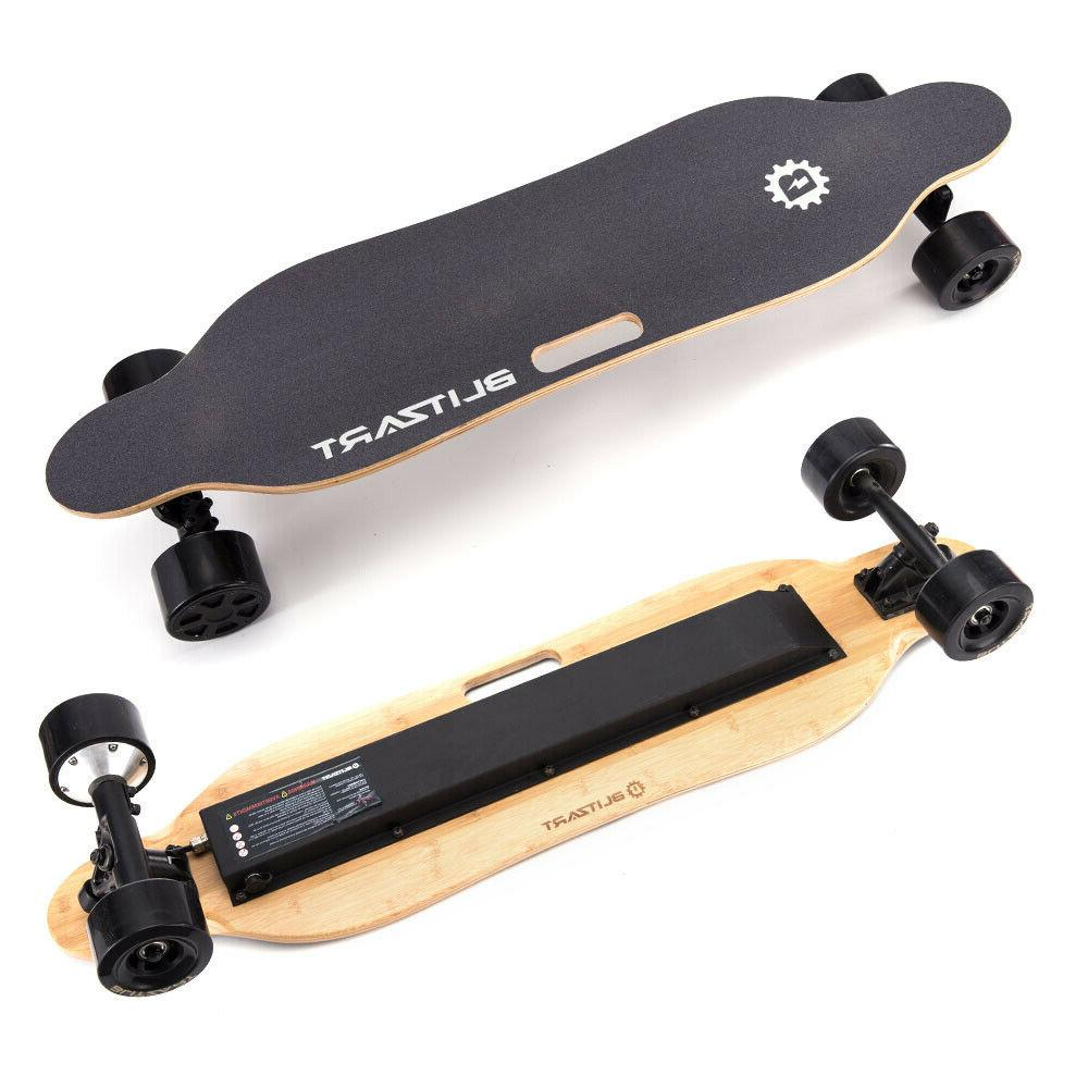 tornado 38 electric skateboard longboard 3 5