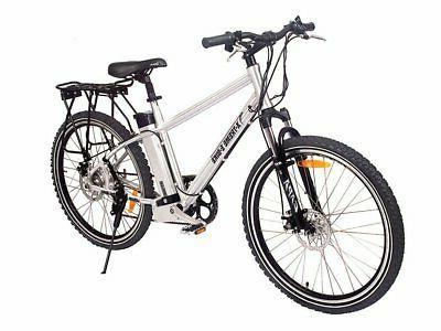trail maker elite electric mountain bike aluminum