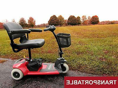 Travel Pro Premium Mobility Scooter by