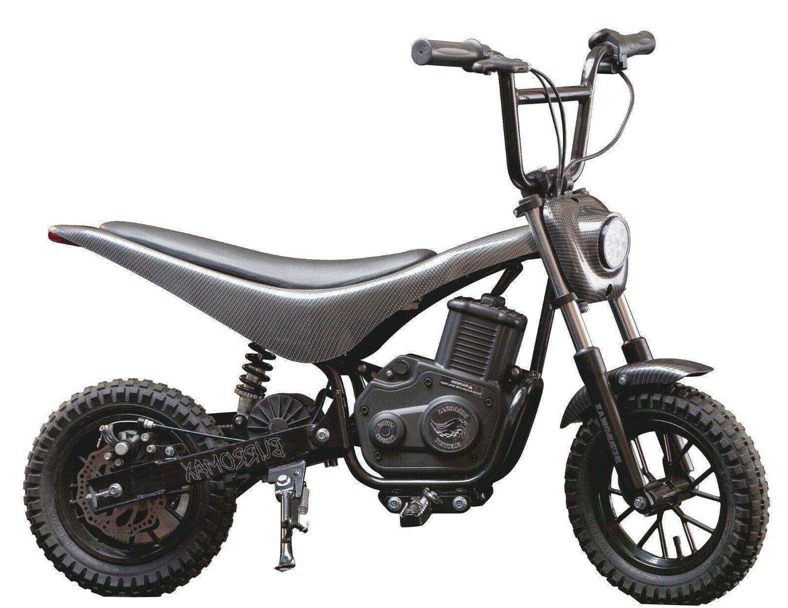 Burromax TT350R Electric Bike 350W Lithium