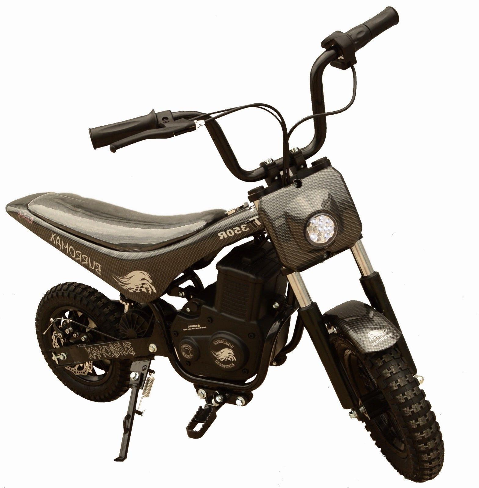 Burromax Electric Mini Bike Powered