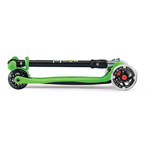 Jetson Twin 3-Wheel Kick Scooter with Wheels, Height Kids 5 Up -