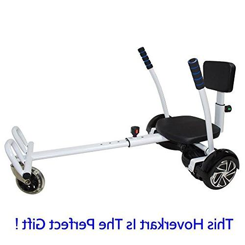 Two Hoverkart Shockproof Seat Adult Gift