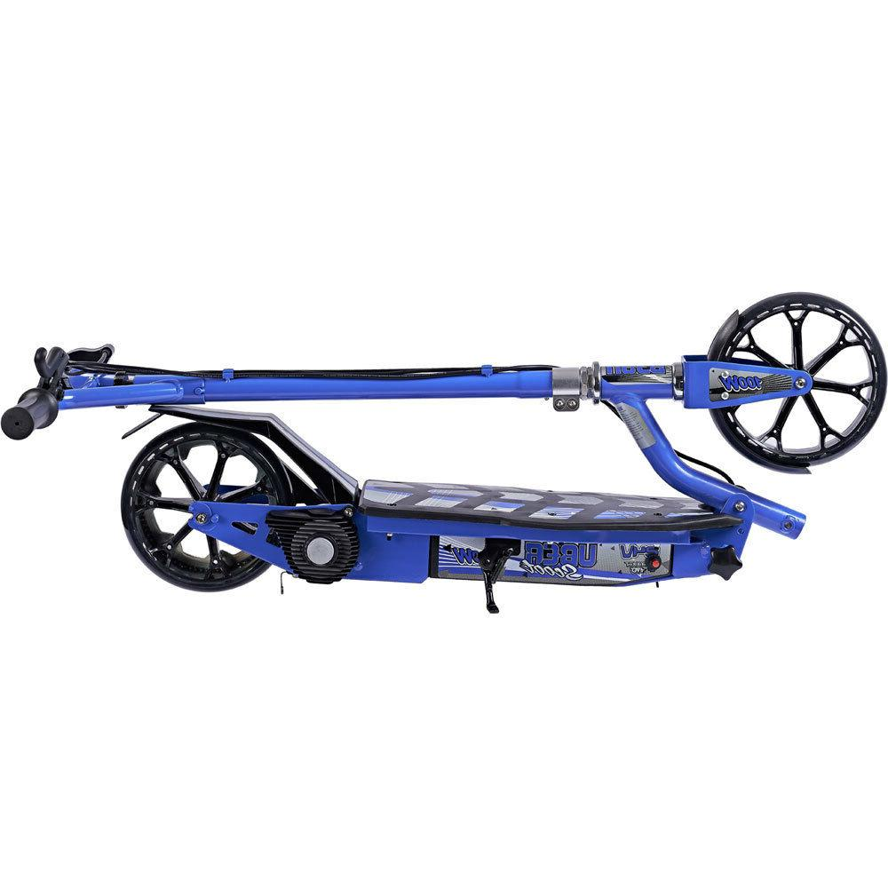 UberScoot 100w Electric Scooter Blue or -