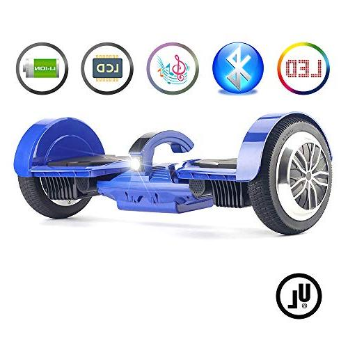 Levit8ion Ultra Hoverboard Self Balancing Electric Scooter UL 2272 Certified Battery, Bluetooth LCD Screen -