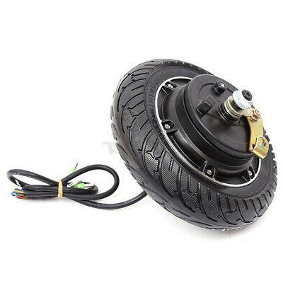 US Electric Hub Wheel 24V/36V/48V DC Toothless