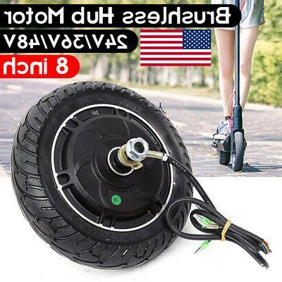us 8 electric scooter hub wheel motor