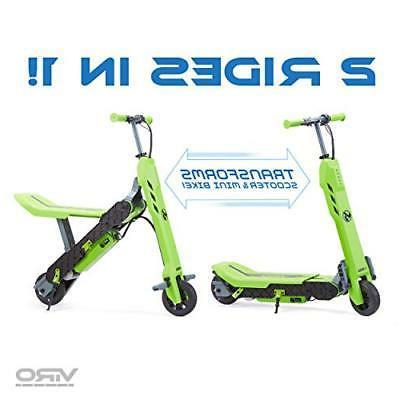 Viro Vega Transforming Mini Bike 2272 Certi