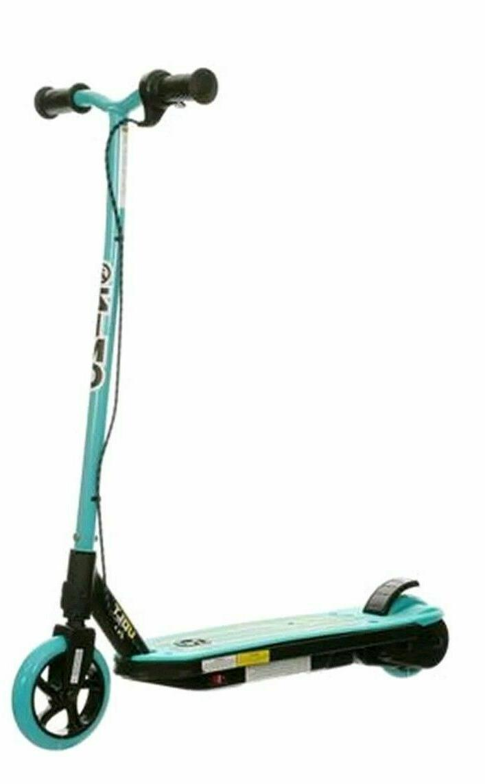 volt xt kids electric scooter 6mph green