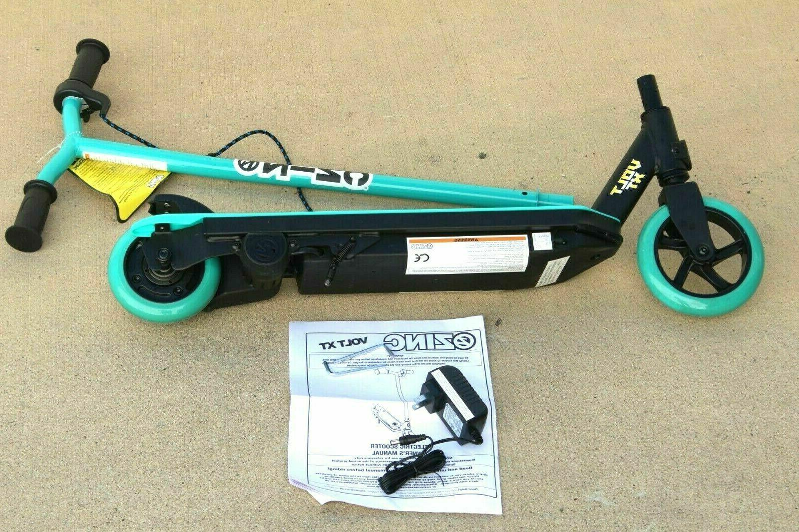 Volt Kids Electric Scooter Chain BLACK