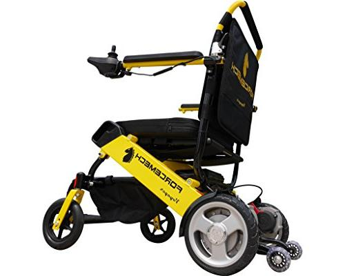 Forcemech Voyager Ultra Portable Wheelchair - and Cruise Travel