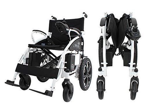 Best Wheelchair New Electric Heavy Motorized Wheelchair