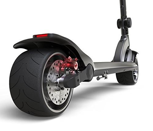 Mercane Foldable Electric Kick Scooter and Wide Tires, 500W Power More 19Miles Long-Lasting Battery, Ship CA
