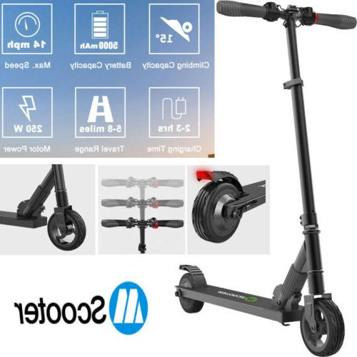 "6.0"" Electric Bike Commuter Folding City Scooter Cycling 250"