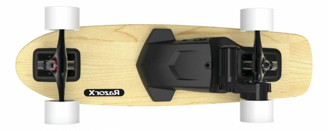 Razor X Electric Cruiser Black