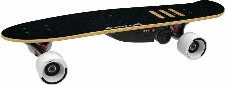 x electric skateboard cruiser black brand new