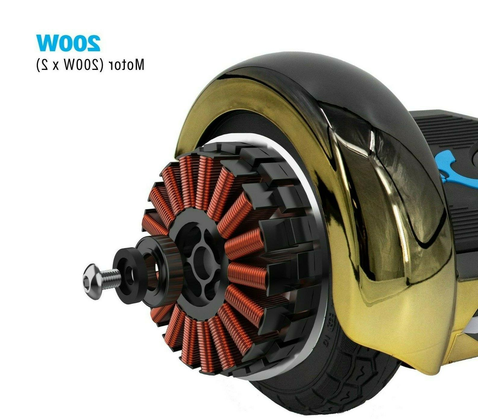 X Hover-1 Electric Wheels BLACK