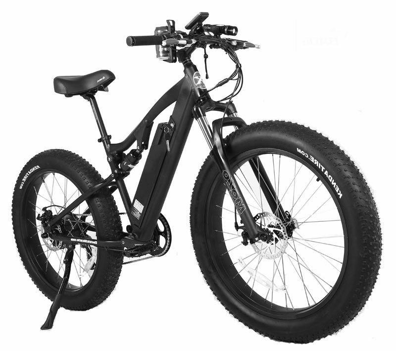 X-Treme Road Fat Bicycle 48V Lithium Battery