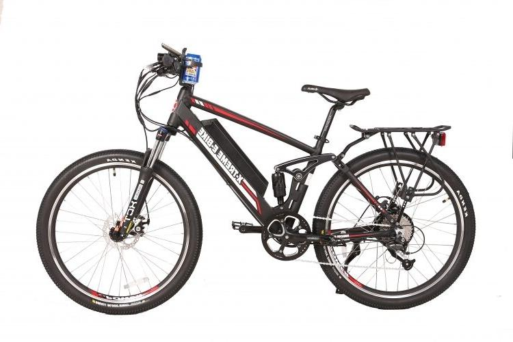 x treme scooters rubicon electric mountain bicycle