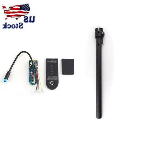 xiaomi m365 electric scooter folding pole