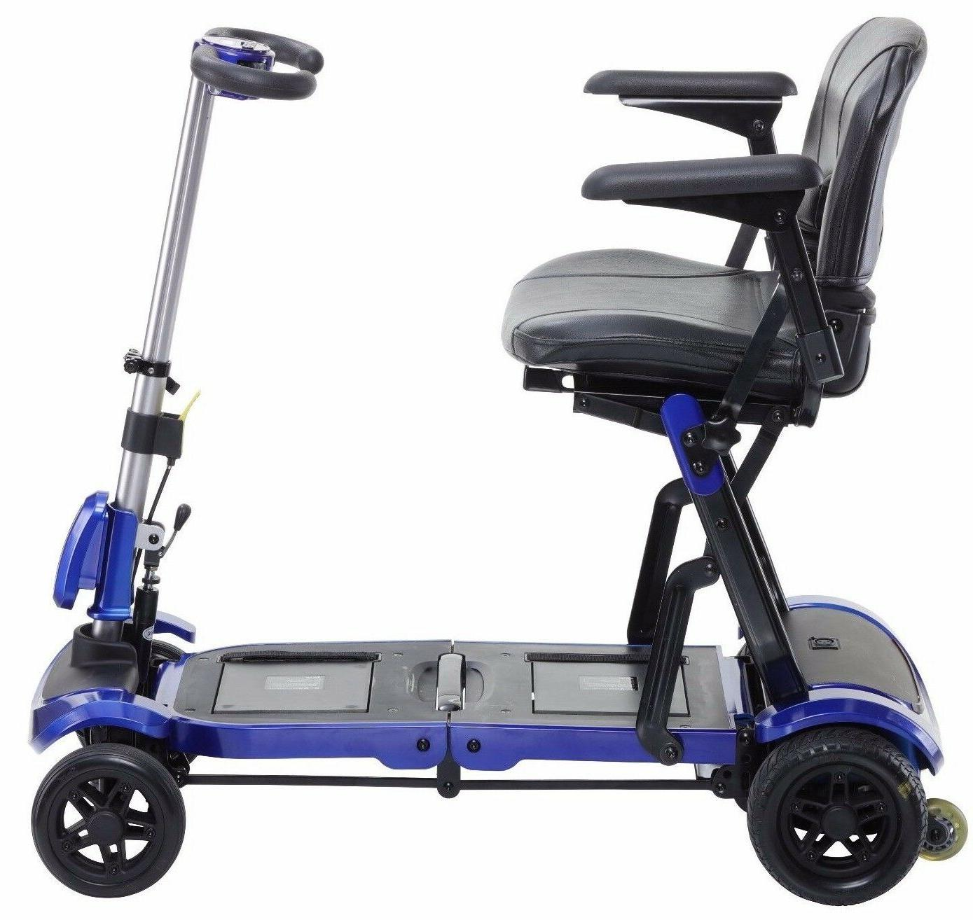 ZooMe Compact Folding Travel 4 Mobility Drive Medical