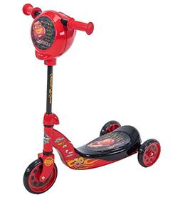 Wonders-Shop-USA New My Lightning Mc-Queen Cars Kick Scooter