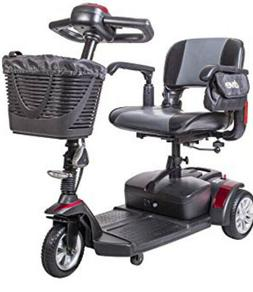 Drive medical scooter spitfire ex compact electric scooter w
